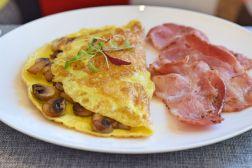 Frühstück im M Hotel Onrus