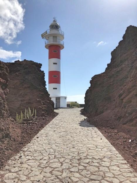 Leuchtturm, Punta de Teno