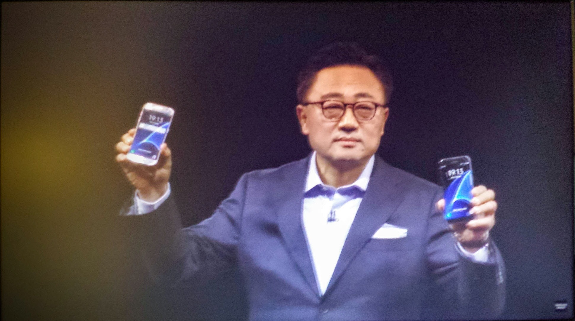 Galaxy S7 and S7 Edge revealed