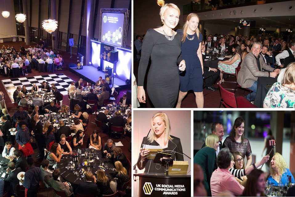 UK Social Media Communication Awards 2015