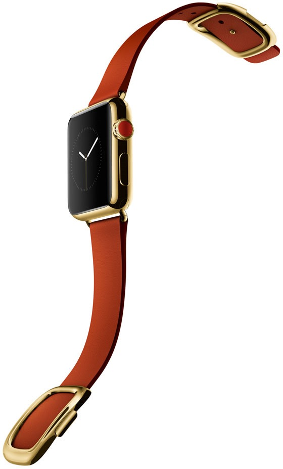 Apple Watch 18-carat Gold Edition