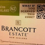 What if Brancott had got it right with their QR code?