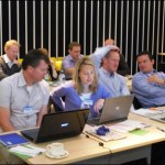 Planning the next Dell B2B Social Media Huddle for #SMWLDN