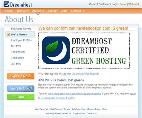 dreamhostgreen
