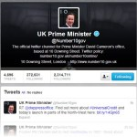 Number 10 hands out Twitter exclusives to favoured journalists
