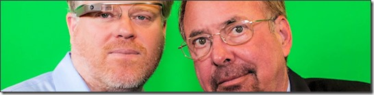 Robert Scoble and Shel Israel
