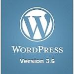 WordPress 3.6 – blogging gets even easier