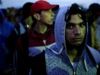 The arrival of thousands of migrants has caused great tensions within the EU Migrant crisis