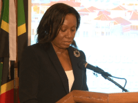 Dr. Ruby Alleyne, President of CANQATE
