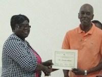 Min Brandy-Williams presents to Kenneth Warner copy 2