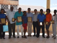 Businesses awarded at Consumer Affairs Appreciation Service