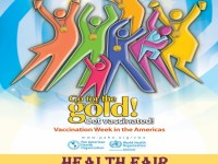 Immunization health fair poster for email