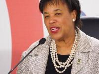 Baroness Patricia Scotland  new secretary-general for the Commonwealth