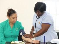 blood pressure check 1