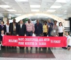 St. Kitts and Nevis delegation welcomed at Penghu Magong Airport - See more at: http://sknis.info/st-kitts-and-nevis-delegation-pays-historic-visit-to-penghu-county-taiwan