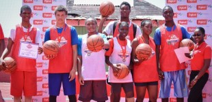 Young basketballers gear up for Elite Camp in the British Virgin Islands