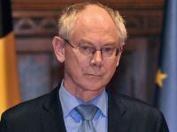 Herman Van Rompuy said Brexit had been a