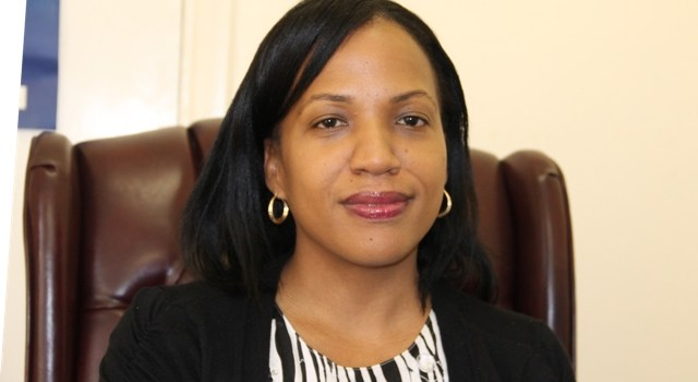 Nicole Slack-Liburd, Permanent Secretary in the Ministry of Health in the Nevis Island Administration (file photo)