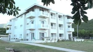 The new 12 room expansion of the Mount Nevis Hotel