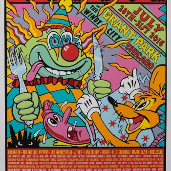"<span class=""entry-title-primary"">The Art of Lollapalooza</span> <span class=""entry-subtitle"">25 Years of Music and Posters</span>"