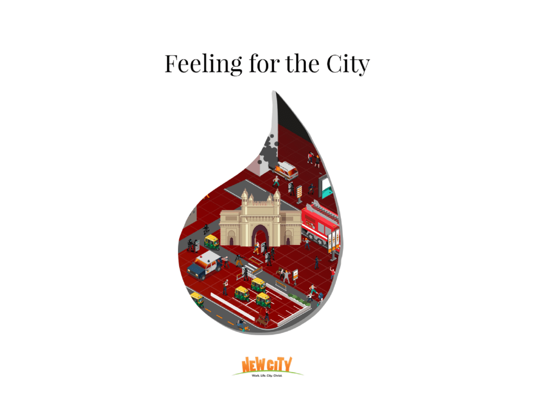 Feeling For The City Image