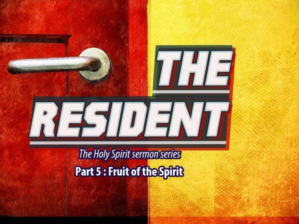 Fruit Of the Spirit  Image