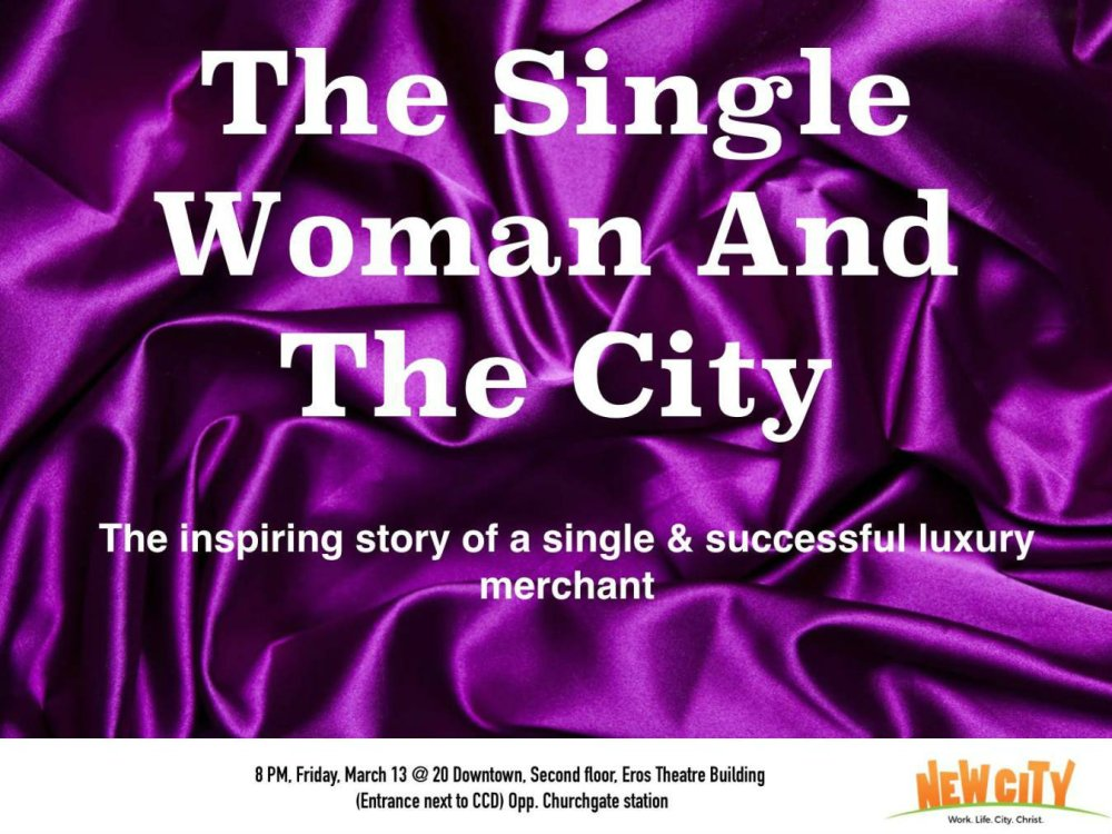 The Single Woman and The City Image