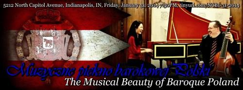 New Comma Baroque – Muzyczne piekno barokowej Polski: The Musical Beauty of Baroque Poland