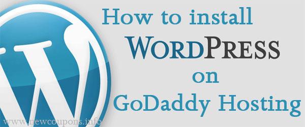 create-wordpress-blog-with-godaddy