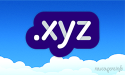 GoDaddy .XYZ domain coupon for just $1