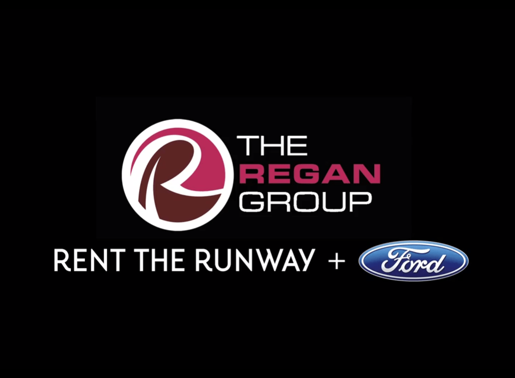 Ford Fusion + Rent The Runway