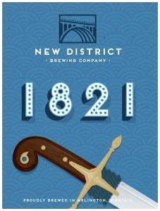 1821 Label