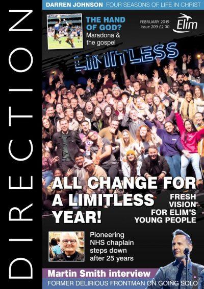 Direction Magazine February 2019 Issue - New Life Publishing