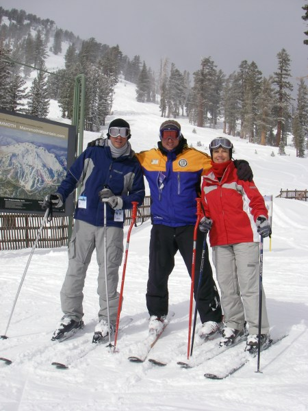 Sandro Marino - Ski Instructor