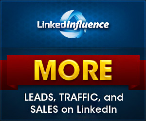Build your LinkedIn with LinkedInfluence