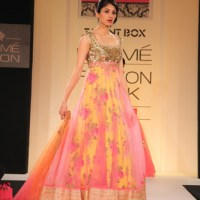 Anushree Reddy at LFW Summer/Resort 2013 Photos