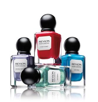 Revlon Parfumerie™ Scented Nail Enamel New Launch in India