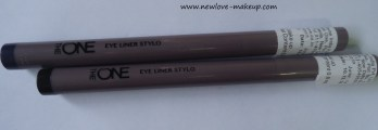 Oriflame The ONE Eyeliner Stylo Review,Swatches