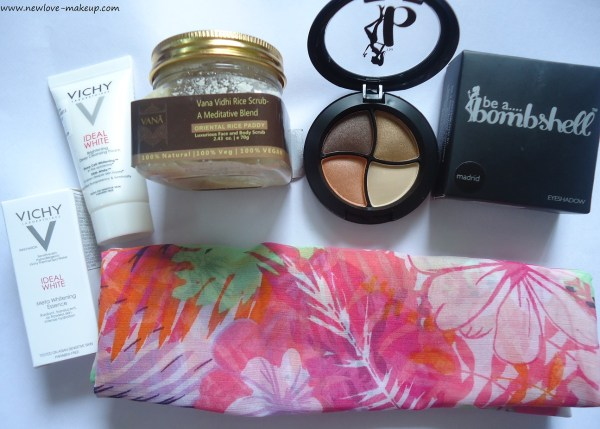 Beach May Fab Bag Review, Fab Bag, Indian Subscription Boxes