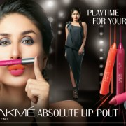 New Launch: Lakme Absolute Lip Pout Product Pics/Details