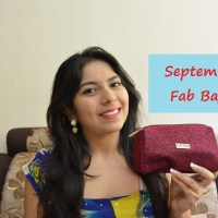 Unboxing & Review: September 2015 Anniversary Fab Bag