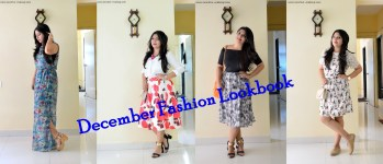 OOTD: December Fashion Lookbook, Indian Fashion Blogger,Outfit of the Day