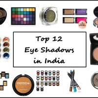 Top 12 Best & Affordable Eye Shadows in India