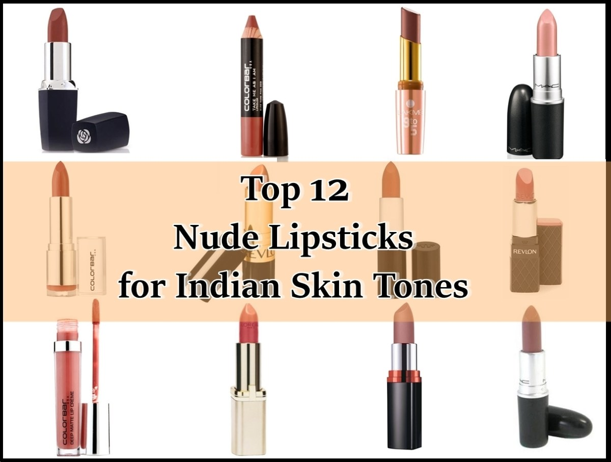 Top 12 Nude Lipsticks for Different Indian Skin Tones, Prices, Buy Online