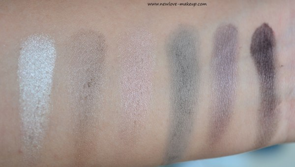 Maybelline India Blushed Nudes Palette Review, Swatches, Tutorial, Indian Makeup and Beauty Blog, Indian YouTuber