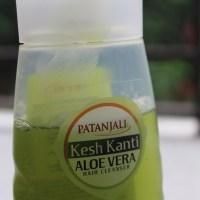 Patanjali Kesh Kanti Aloe Vera Shampoo Review