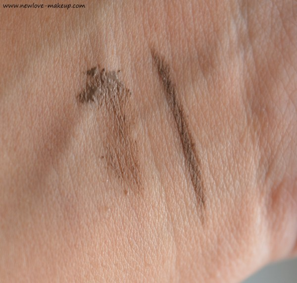 Givenchy Eyebrow Pencil, Mister Brow Filler Brunette Review, Swatches