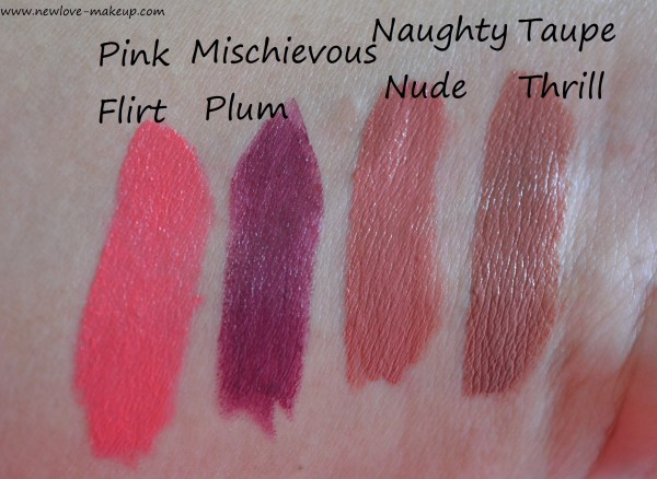 All Nykaa So Matte Lipsticks Review, Swatches, Indian Makeup Blog, Indian Beauty Blog