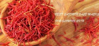 Best Saffron DIY Face Packs to Get Fair & Glowing Skin, Indian Skincare Blog, Beauty Blog