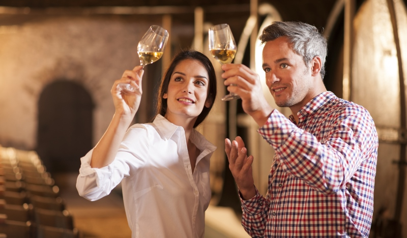 wine tasting and dating